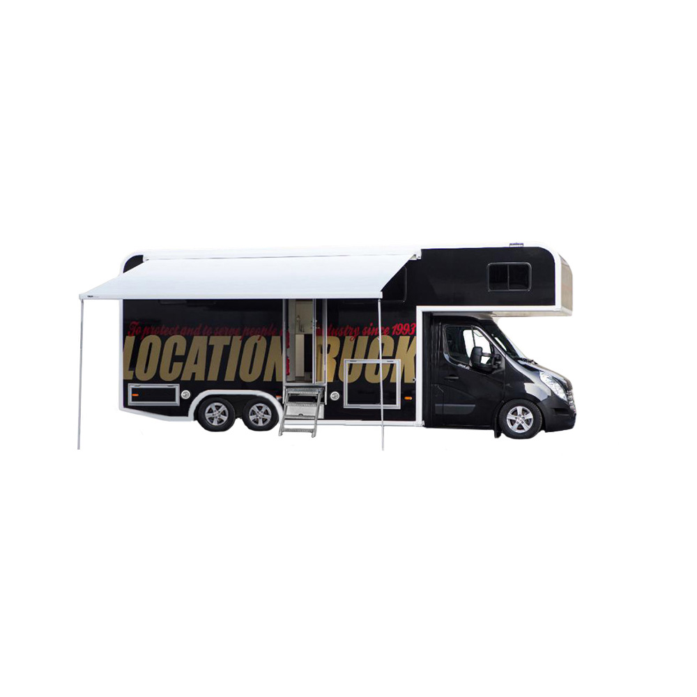 Location Truck Small with Driver
